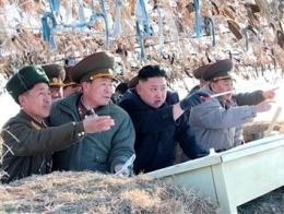 Nhà lãnh đạo Kim Jong-un giám sát tập trận bắn đạn thật
