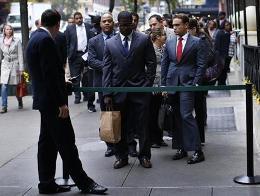 Số đơn xin trợ cấp thất nghiệp Mỹ giảm tuần thứ 3