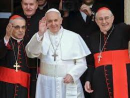 Giáo hoàng Francis I kêu gọi đổi mới Vatican