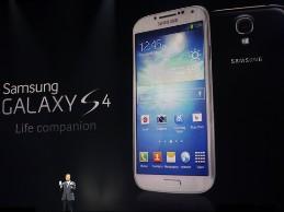 Samsung chính thức công bố Galaxy S4