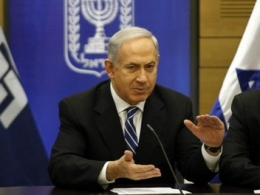 Thủ tướng Israel ký thỏa thuận liên minh chính phủ