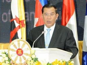 Ông Hun Sen tiếp tục được đề cử làm thủ tướng Campuchia