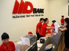 MDBank được cổ đông cho phép mua cổ phần TCTD khác
