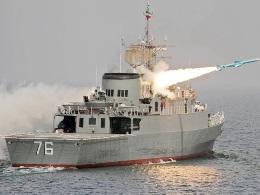 Iran triển khai thêm tàu khu trục mới tại biển Caspian