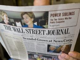 Wall Street Journal bị chính phủ Mỹ điều tra