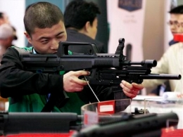 Trung Quốc thành nước xuất khẩu vũ khí lớn thứ 5 thế giới