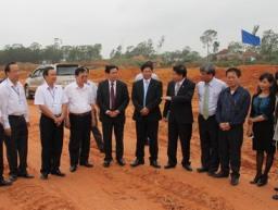 Ban Kinh tế Trung ương làm việc với 3 đơn vị tại Thái Nguyên