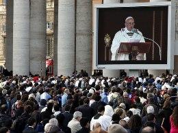 Giáo hoàng Francis I nói gì trong lễ lên ngôi?