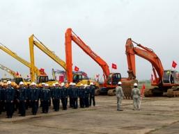 Khởi công dự án mở rộng sân bay Cát Bi tại Hải Phòng
