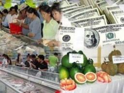 CPI Hà Nội tháng 3 giảm 0,21%