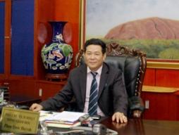 Ông Phan Quốc Huỳnh sẽ trở thành Tổng giám đốc mới của SBS?