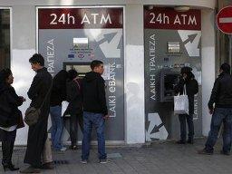 Síp tìm kiếm tài trợ mới ngăn hệ thống tài chính sụp đổ