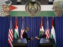 Tổng thống Obama kêu gọi Palestine nối lại đàm phán hòa bình