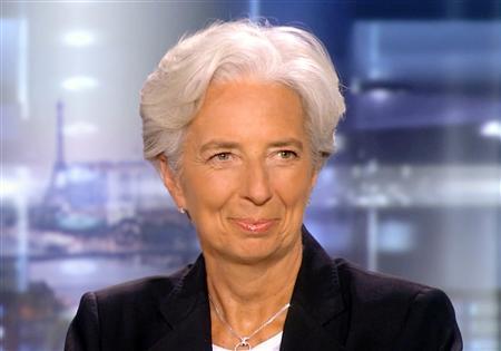Tổng giám đốc IMF bị cảnh sát lục soát nhà