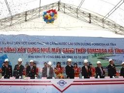 Tập đoàn Formosa tăng 2 tỷ USD đầu tư cho dự án tại Hà Tĩnh