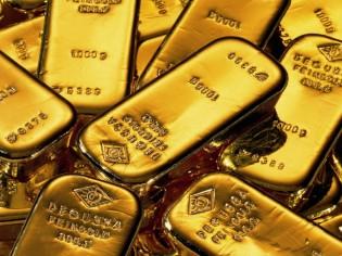 Giá vàng lên cao nhất 1 tháng do lo ngại eurozone