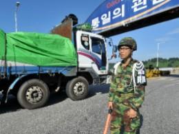 Hàn Quốc viện trợ nửa triệu USD cho Triều Tiên