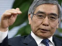Thống đốc BOJ phản bác nghi ngờ về mục tiêu lạm phát 2%