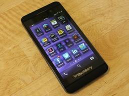 BlackBerry chính thức ra mắt điện thoại Z10 tại Mỹ