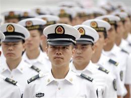 Trung Quốc lần đầu tiên tham gia tập trận hải quân Mỹ