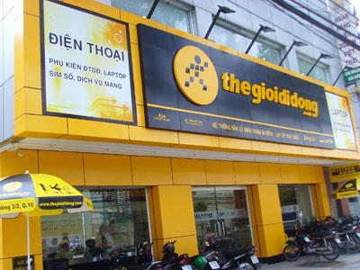 CDH Eletric Bee Limited mua 19,88% cổ phần của Thế giới di động