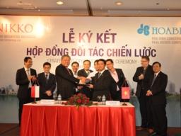 HBC phát hành 10 triệu cổ phiếu cho Nikko Securities Indonesia