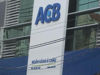 ACB thay đổi nhận diện thương hiệu