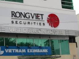 Chứng khoán Rồng Việt dự kiến tăng vốn lên 500 tỷ đồng