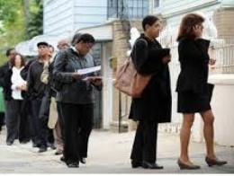 Số đơn xin trợ cấp thất nghiệp Mỹ tăng trong tuần qua