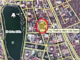 Không có chuyện cho phép xây nhà 16 tầng gần Hồ Gươm