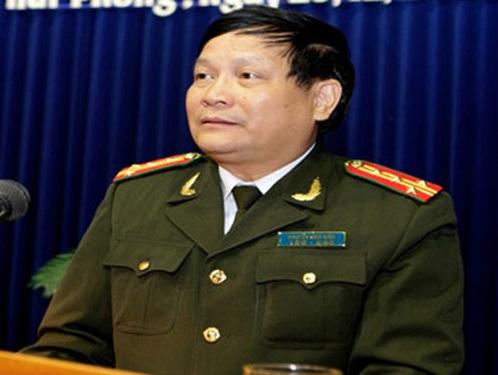 Cách chức Phó Giám đốc Công an thành phố Hải Phòng