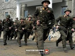 Người dân Hàn Quốc phản ứng với tuyên bố chiến tranh của Triều Tiên