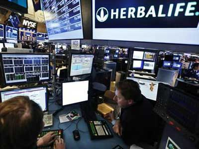 Cuộc chiến bán khống của các hedgefund, nhìn từ công ty kinh doanh đa cấp Herbalife