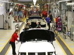 PMI Mỹ giảm mạnh trong tháng 3