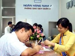 Nhìn lại sở hữu gia đình bà Trần Thị Hường tại ngân hàng Nam Á
