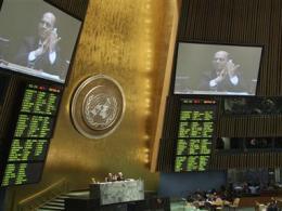 Liên Hợp Quốc thông qua hiệp ước vũ khí toàn cầu