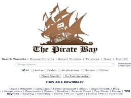 The Pirate Bay là trang web chia sẻ file lớn nhất thế giới