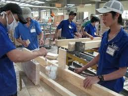Xuất khẩu gỗ các loại ước đạt trên 1 tỷ USD quý I/2013