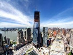 Tòa tháp Trung tâm thương mại thế giới New York trở lại