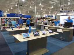 Samsung mở gian bán lẻ tại cửa hàng Best Buy