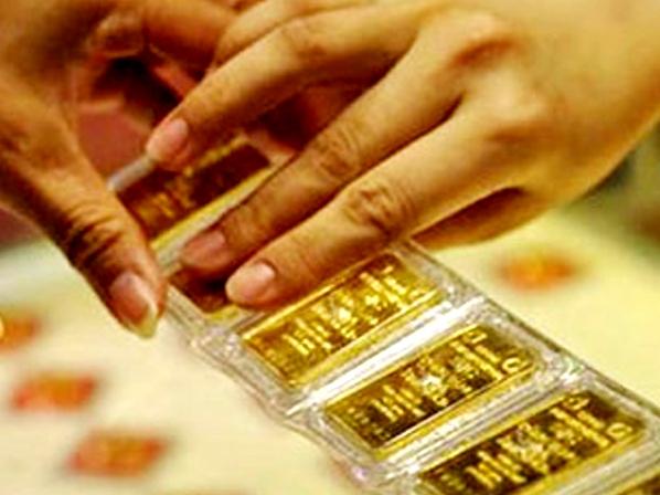 Giá khởi điểm đấu thầu vàng miếng thấp hơn thị trường hơn 200.000 đồng/lượng