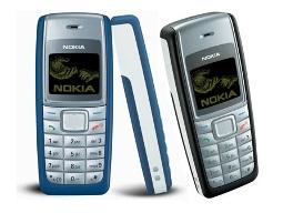 Nokia 1110 là mẫu di động bán chạy nhất lịch sử