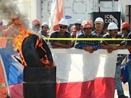 Hầu hết các mỏ đồng Chile đã trở lại sản xuất sau cuộc đình công