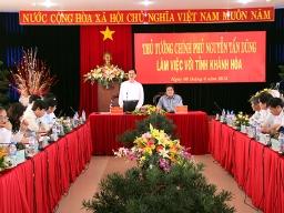 Khánh Hòa kiến nghị Chính phủ đầu tư vào sân bay quốc tế Cam Ranh