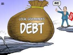 Nợ chính quyền địa phương Trung Quốc có thể lên tới 3,2 nghìn tỷ USD