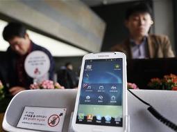 Samsung vi phạm sáng chế chọn văn bản của Apple