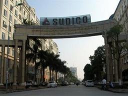 Sudico sẽ bán một phần diện tích đất tại Nam An Khánh trong năm 2013