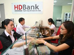 HDBank đạt 326 tỷ đồng lợi nhuận năm 2012