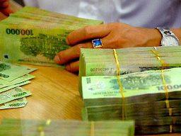 Nhân viên ngân hàng năm 2012 thu nhập bình quân 16,1 triệu đồng/tháng