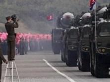 Nhật, Hàn cảnh giác khi Triều Tiên có thể sẽ thử hạt nhân